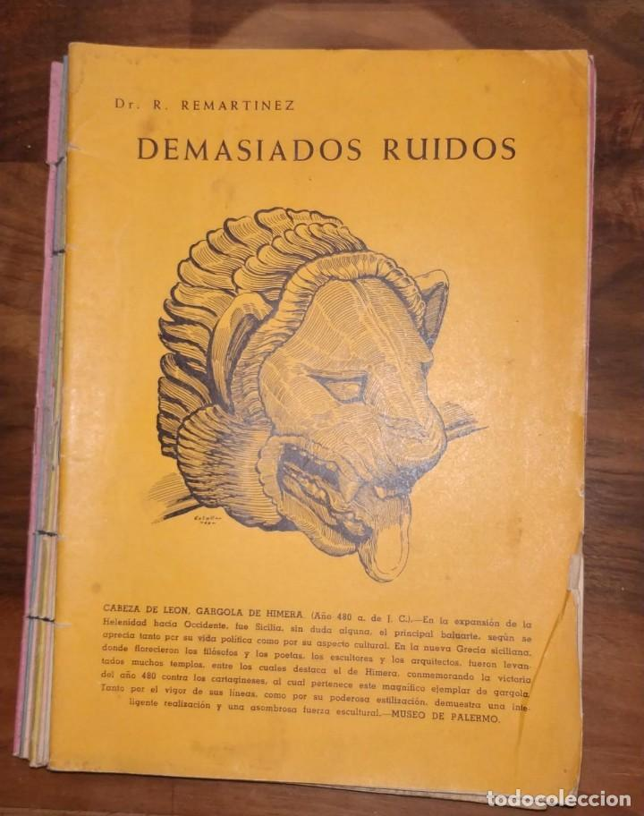 Libros de segunda mano: GRAN LOTE ENCICLOPEDIA DE LA SALUD. 60 EJEMPLARES DEL 21 AL 80. FASCICULOS DE TEMAS SANITARIOS. 1958 - Foto 25 - 236075985