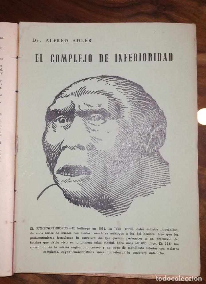 Libros de segunda mano: GRAN LOTE ENCICLOPEDIA DE LA SALUD. 60 EJEMPLARES DEL 21 AL 80. FASCICULOS DE TEMAS SANITARIOS. 1958 - Foto 27 - 236075985