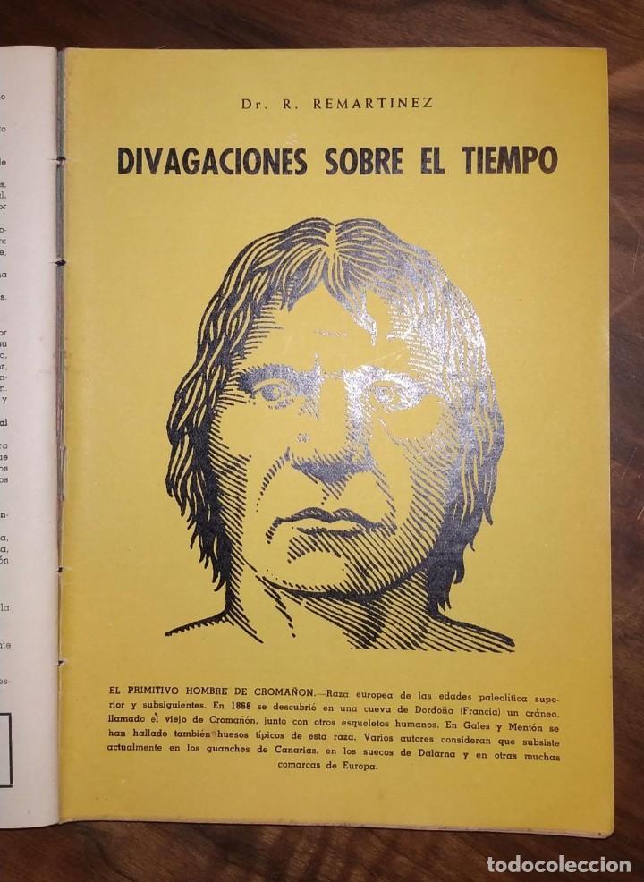 Libros de segunda mano: GRAN LOTE ENCICLOPEDIA DE LA SALUD. 60 EJEMPLARES DEL 21 AL 80. FASCICULOS DE TEMAS SANITARIOS. 1958 - Foto 29 - 236075985