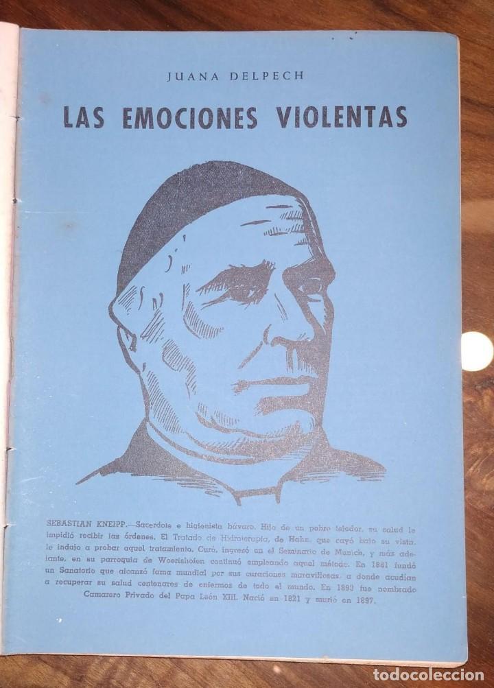 Libros de segunda mano: GRAN LOTE ENCICLOPEDIA DE LA SALUD. 60 EJEMPLARES DEL 21 AL 80. FASCICULOS DE TEMAS SANITARIOS. 1958 - Foto 32 - 236075985