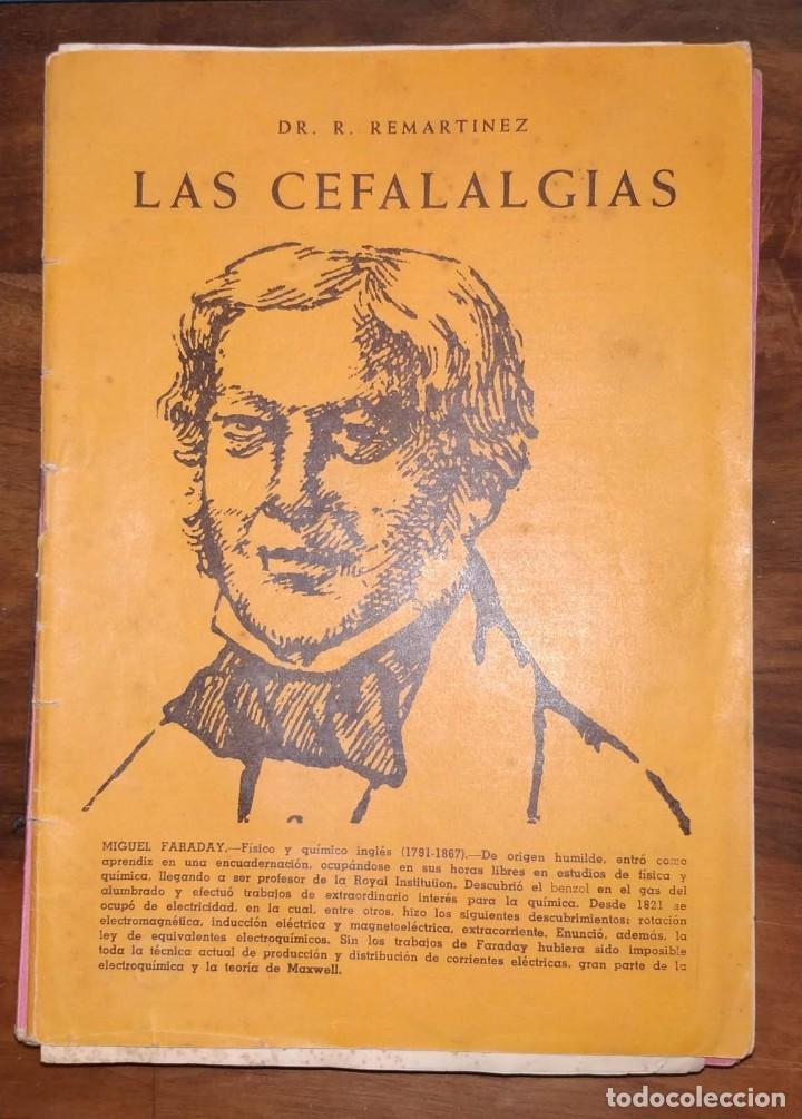 Libros de segunda mano: GRAN LOTE ENCICLOPEDIA DE LA SALUD. 60 EJEMPLARES DEL 21 AL 80. FASCICULOS DE TEMAS SANITARIOS. 1958 - Foto 35 - 236075985