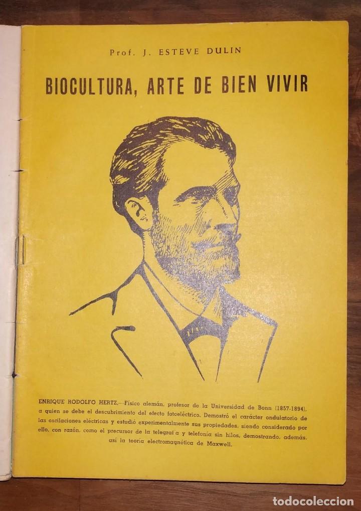 Libros de segunda mano: GRAN LOTE ENCICLOPEDIA DE LA SALUD. 60 EJEMPLARES DEL 21 AL 80. FASCICULOS DE TEMAS SANITARIOS. 1958 - Foto 39 - 236075985