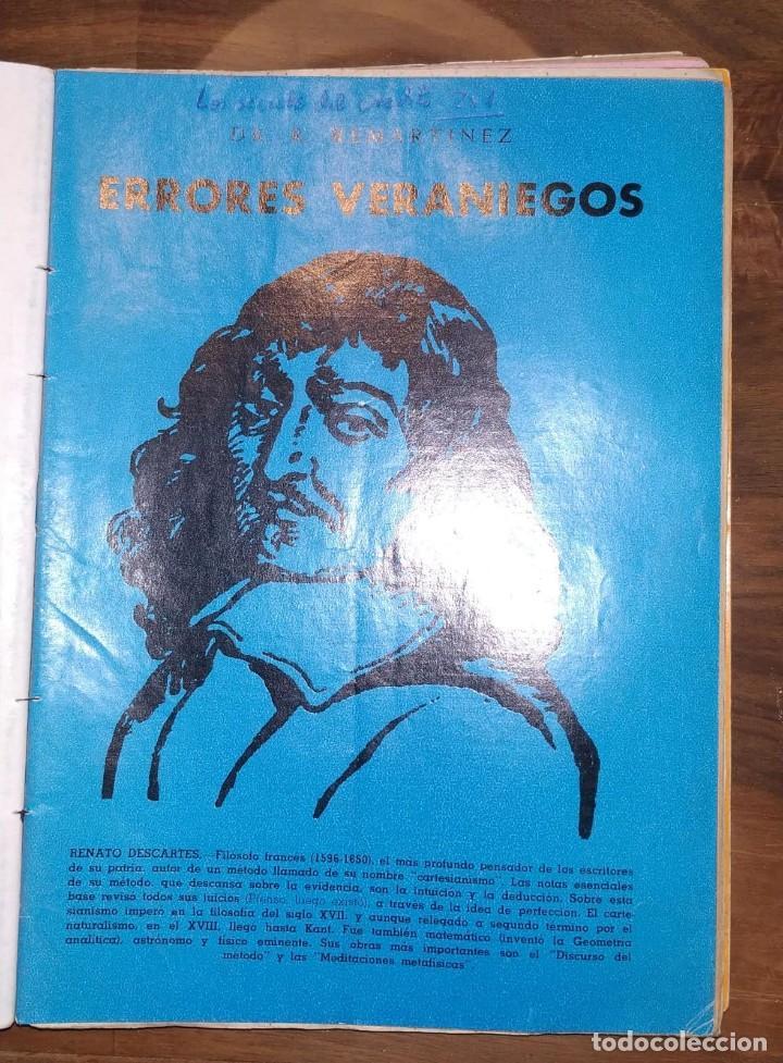 Libros de segunda mano: GRAN LOTE ENCICLOPEDIA DE LA SALUD. 60 EJEMPLARES DEL 21 AL 80. FASCICULOS DE TEMAS SANITARIOS. 1958 - Foto 42 - 236075985