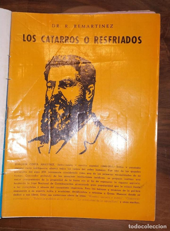 Libros de segunda mano: GRAN LOTE ENCICLOPEDIA DE LA SALUD. 60 EJEMPLARES DEL 21 AL 80. FASCICULOS DE TEMAS SANITARIOS. 1958 - Foto 43 - 236075985