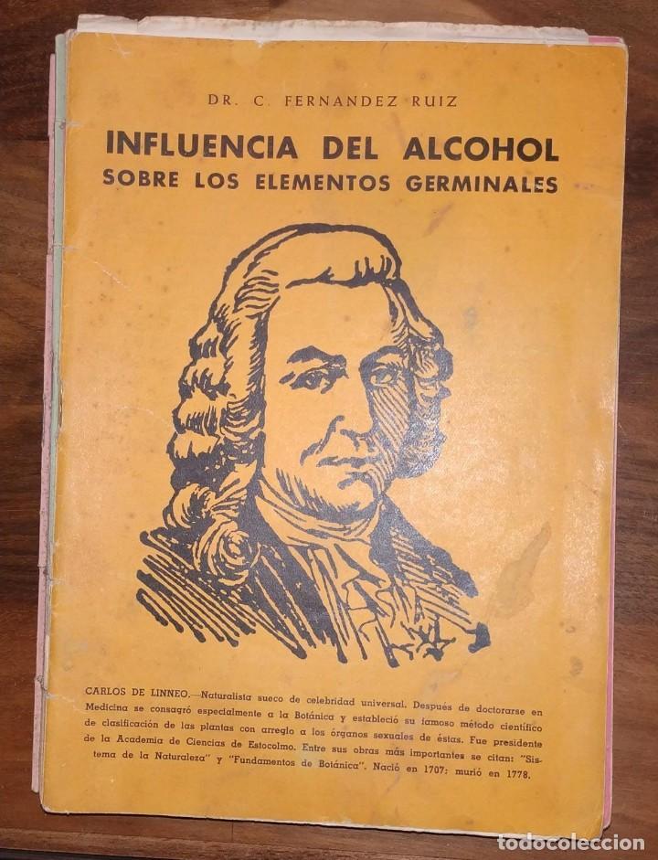 Libros de segunda mano: GRAN LOTE ENCICLOPEDIA DE LA SALUD. 60 EJEMPLARES DEL 21 AL 80. FASCICULOS DE TEMAS SANITARIOS. 1958 - Foto 45 - 236075985