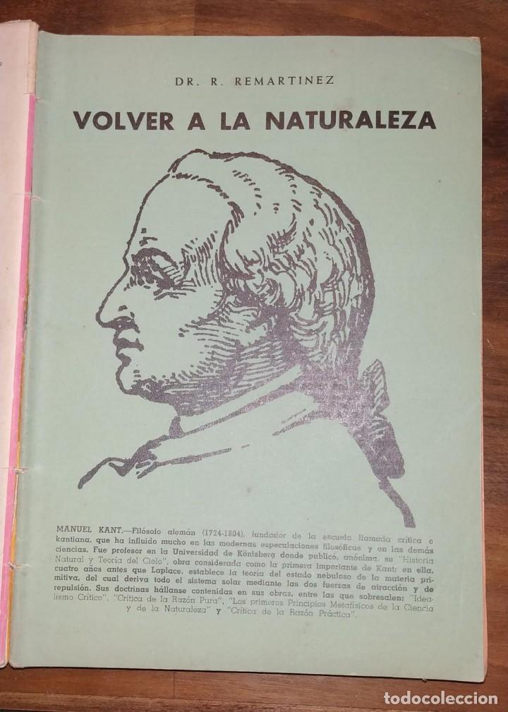 Libros de segunda mano: GRAN LOTE ENCICLOPEDIA DE LA SALUD. 60 EJEMPLARES DEL 21 AL 80. FASCICULOS DE TEMAS SANITARIOS. 1958 - Foto 47 - 236075985