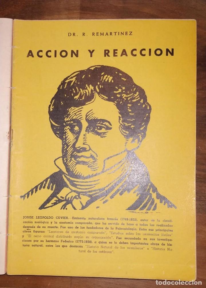 Libros de segunda mano: GRAN LOTE ENCICLOPEDIA DE LA SALUD. 60 EJEMPLARES DEL 21 AL 80. FASCICULOS DE TEMAS SANITARIOS. 1958 - Foto 49 - 236075985