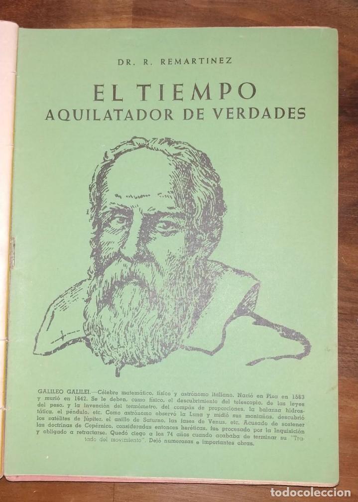 Libros de segunda mano: GRAN LOTE ENCICLOPEDIA DE LA SALUD. 60 EJEMPLARES DEL 21 AL 80. FASCICULOS DE TEMAS SANITARIOS. 1958 - Foto 50 - 236075985