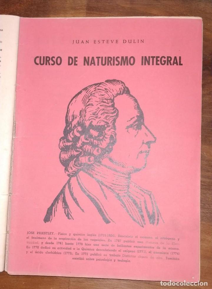 Libros de segunda mano: GRAN LOTE ENCICLOPEDIA DE LA SALUD. 60 EJEMPLARES DEL 21 AL 80. FASCICULOS DE TEMAS SANITARIOS. 1958 - Foto 51 - 236075985