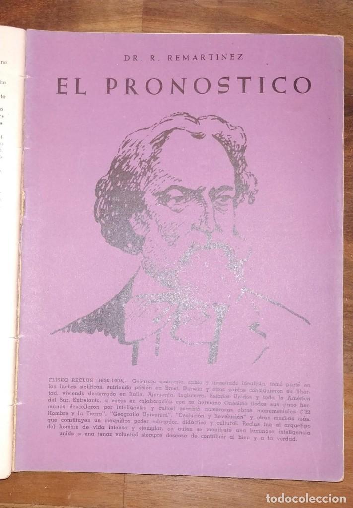 Libros de segunda mano: GRAN LOTE ENCICLOPEDIA DE LA SALUD. 60 EJEMPLARES DEL 21 AL 80. FASCICULOS DE TEMAS SANITARIOS. 1958 - Foto 52 - 236075985