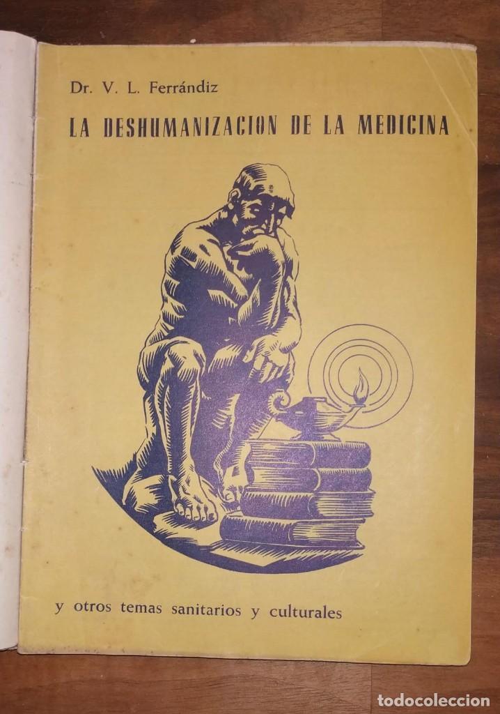 Libros de segunda mano: GRAN LOTE ENCICLOPEDIA DE LA SALUD. 60 EJEMPLARES DEL 21 AL 80. FASCICULOS DE TEMAS SANITARIOS. 1958 - Foto 63 - 236075985