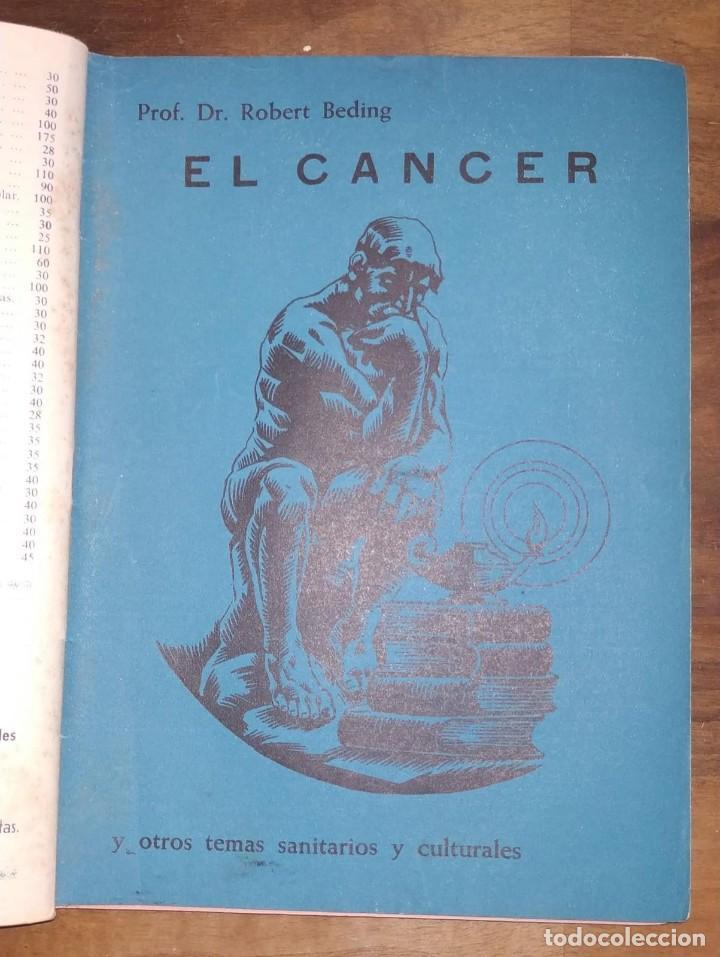 Libros de segunda mano: GRAN LOTE ENCICLOPEDIA DE LA SALUD. 60 EJEMPLARES DEL 21 AL 80. FASCICULOS DE TEMAS SANITARIOS. 1958 - Foto 64 - 236075985