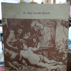 Libros de segunda mano: ABC DEL ALCOHOLISMO, DR. BLAS CURADO GARCÍA. L.11649-1594. Lote 238482775