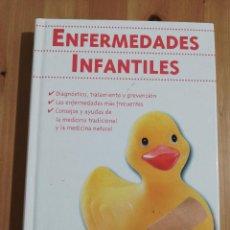 Libros de segunda mano: ENFERMEDADES INFANTILES (DR. HELMUT KEUDEL). Lote 240214470
