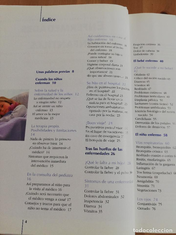 Libros de segunda mano: ENFERMEDADES INFANTILES (DR. HELMUT KEUDEL) - Foto 3 - 240214470