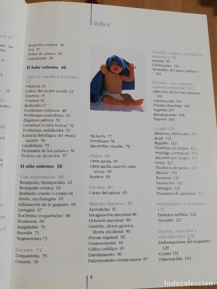 Libros de segunda mano: ENFERMEDADES INFANTILES (DR. HELMUT KEUDEL) - Foto 4 - 240214470