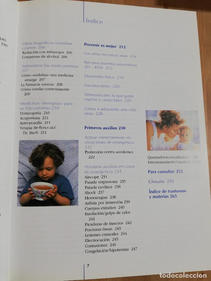 Libros de segunda mano: ENFERMEDADES INFANTILES (DR. HELMUT KEUDEL) - Foto 6 - 240214470