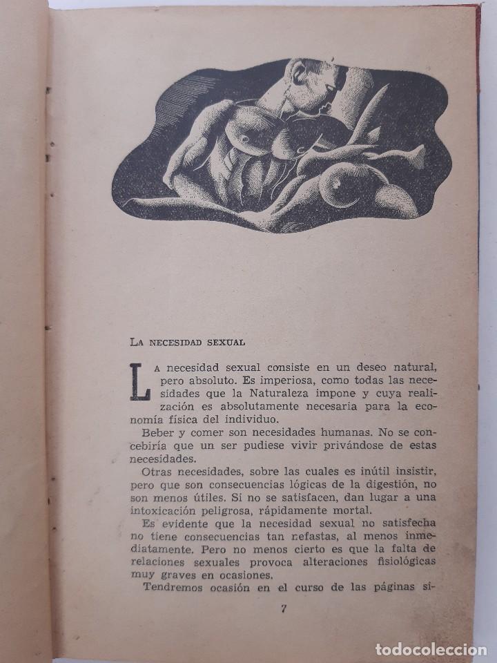 Libros de segunda mano: EL PLACER RECIPROCO ANTOLOGIA DE LA FELICIDAD CONYUGAL Dr SMOLENSKI - Foto 9 - 241714425