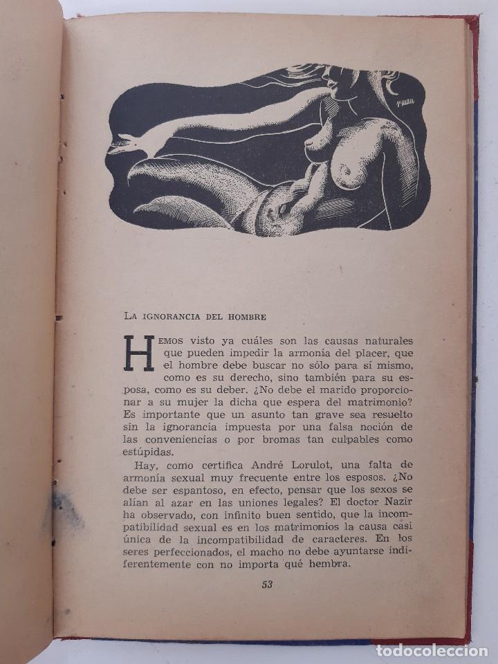 Libros de segunda mano: EL PLACER RECIPROCO ANTOLOGIA DE LA FELICIDAD CONYUGAL Dr SMOLENSKI - Foto 11 - 241714425