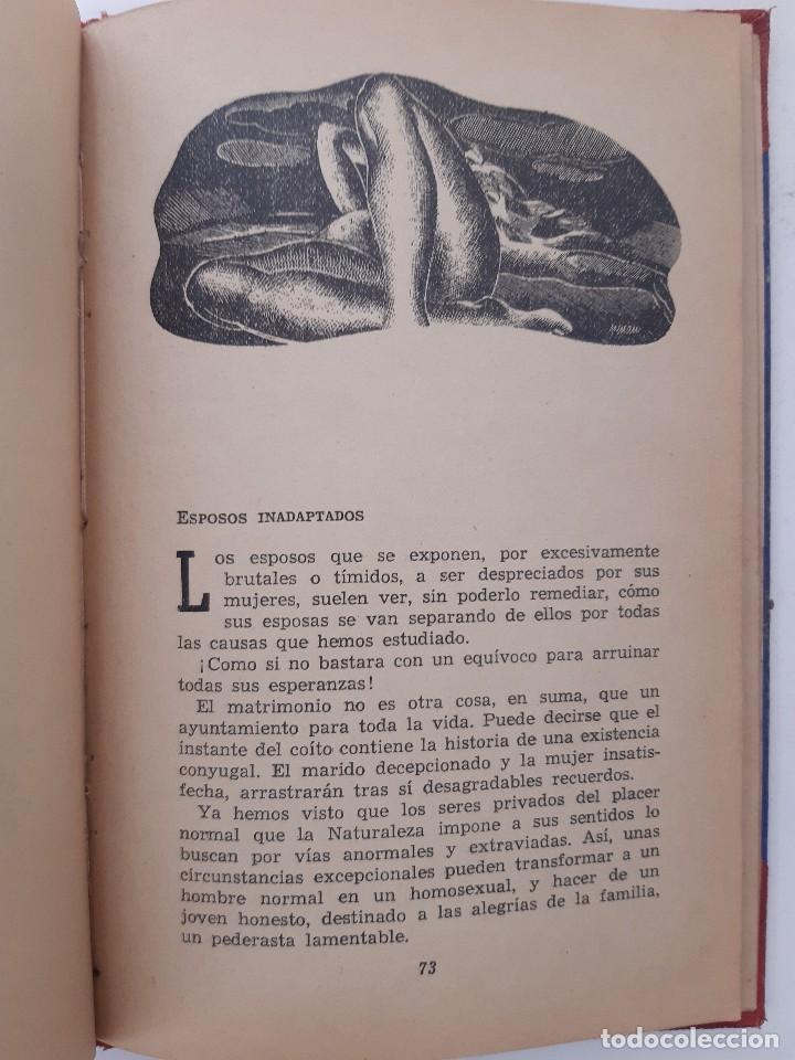 Libros de segunda mano: EL PLACER RECIPROCO ANTOLOGIA DE LA FELICIDAD CONYUGAL Dr SMOLENSKI - Foto 12 - 241714425