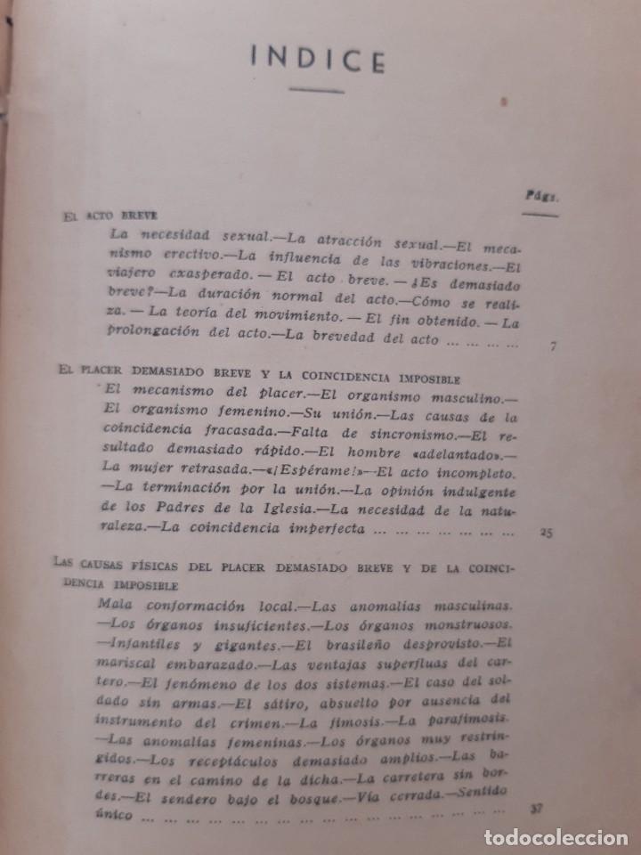 Libros de segunda mano: EL PLACER RECIPROCO ANTOLOGIA DE LA FELICIDAD CONYUGAL Dr SMOLENSKI - Foto 14 - 241714425