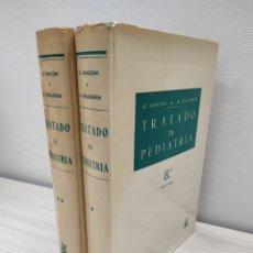 Libros de segunda mano: TRATADO DE PEDIATRÍA. 2 TOMOS G. FANCONI & A. WALLGREN.. Lote 244532670