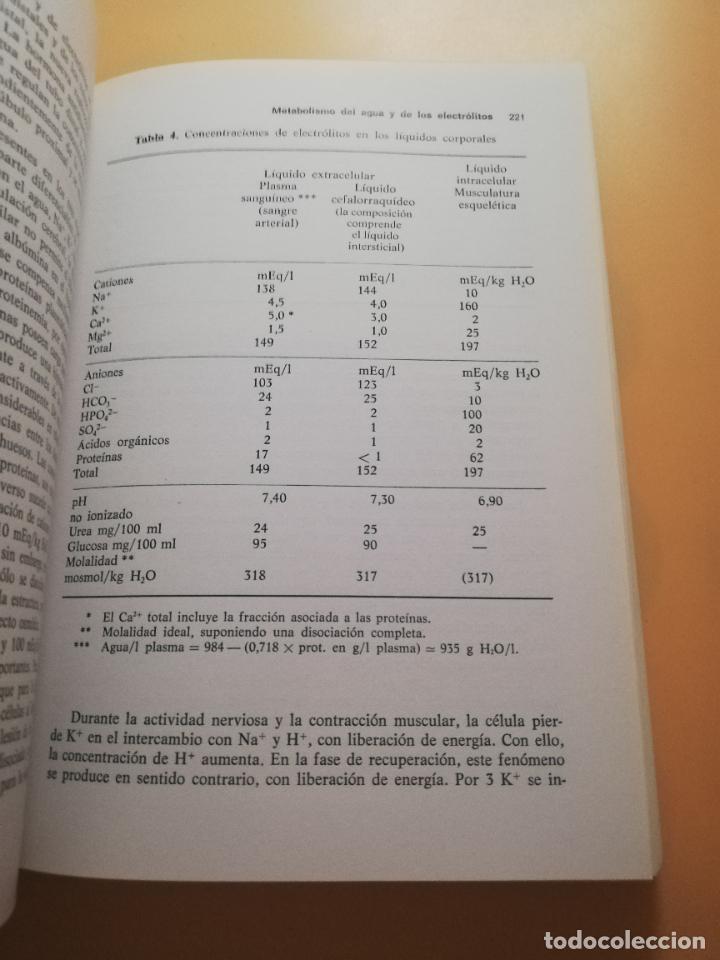 Libros de segunda mano: FISIOPATOLOGIA. A.A.BUHLMANN. E.R.FROESCH. EDITORIAL MEDICA Y TECNICA. 1981. PAG. 547. - Foto 5 - 245369670