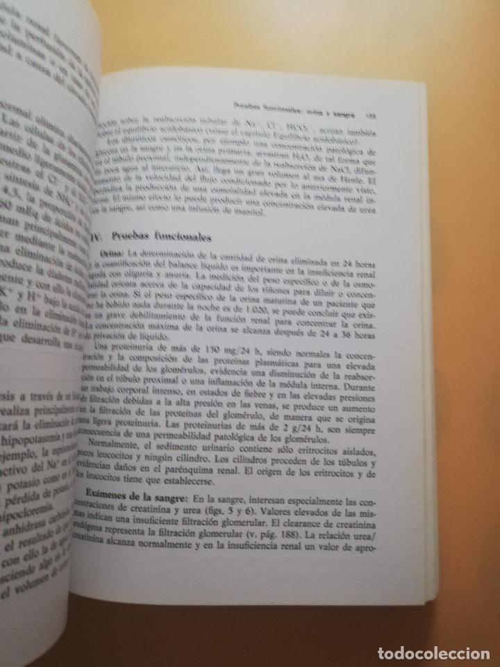 Libros de segunda mano: FISIOPATOLOGIA. A.A.BUHLMANN. E.R.FROESCH. EDITORIAL MEDICA Y TECNICA. 1981. PAG. 547. - Foto 6 - 245369670