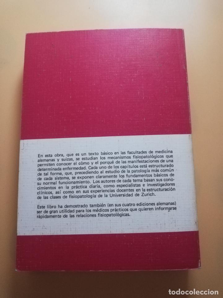 Libros de segunda mano: FISIOPATOLOGIA. A.A.BUHLMANN. E.R.FROESCH. EDITORIAL MEDICA Y TECNICA. 1981. PAG. 547. - Foto 8 - 245369670