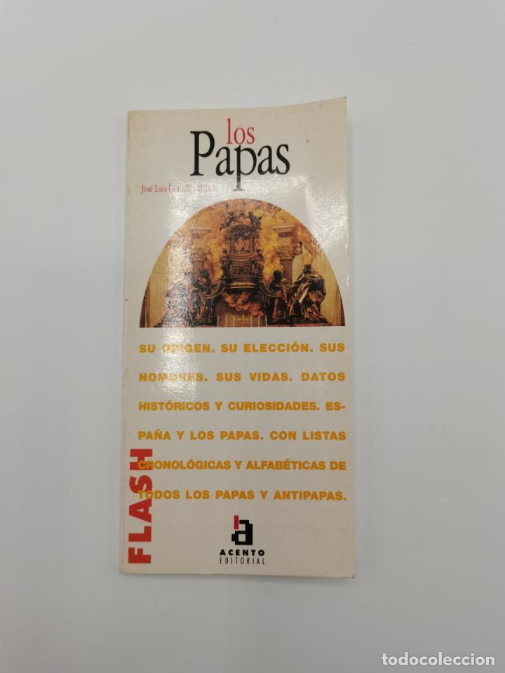 LOS PAPAS. LOS LIBROS DE MUY INTERESANTE. Nº27. TERCERA EDICIÓN: NOVIEMBRE 1997. PAGS: 94. (Libros de Segunda Mano - Ciencias, Manuales y Oficios - Medicina, Farmacia y Salud)