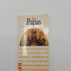Libros de segunda mano: LOS PAPAS. LOS LIBROS DE MUY INTERESANTE. Nº27. TERCERA EDICIÓN: NOVIEMBRE 1997. PAGS: 94.. Lote 245387380