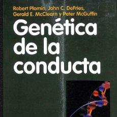 Libros de segunda mano: GENÉTICA DE LA CONDUCTA. Lote 245447625