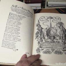 Libros de segunda mano: SITIO , NATURALEZA Y PROPIEDADES DE LA CIUDAD DE MÉXICO. DIEGO CISNEROS . MEDICINA. FACSÍMIL. 1992. Lote 246107545