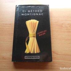 """Libros de segunda mano: LIBRO """" MÉTODO MONTIGNAC"""". Lote 246457680"""