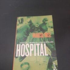 Libros de segunda mano: HOSPITAL. Lote 249366750