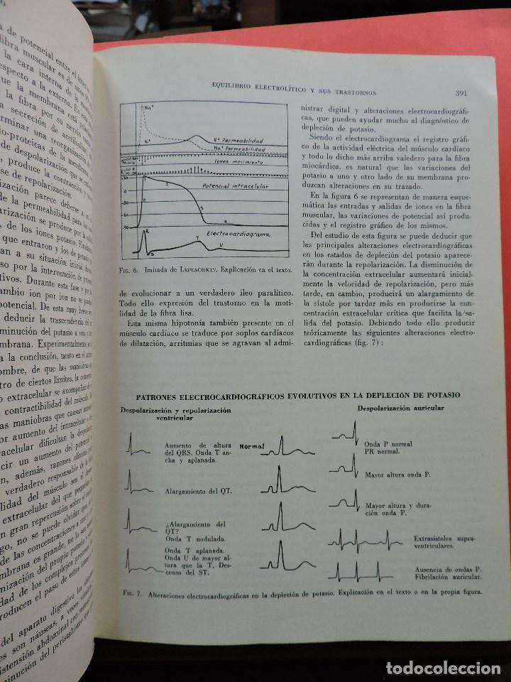 Libros de segunda mano: Patología General Tomo I y II. BALCELLS GORINA, A. CARMENA VILLARTA, M. 4ª Ed. Toray 1974 - Foto 4 - 253469085
