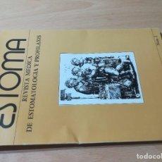 Libros de segunda mano: ESTOMA / N2 V II / REVISTA MEDICA ESTOMATOLOGIA Y PROFILAXIS / AC104. Lote 261321850