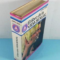 Libros de segunda mano: EL LIBRO DE LA VIDA SEXUAL. LOPEZ IBOR, EDICIONES DANAE 2ª EDIC 1973 654 PAG TAPA DURA SOBRECUBIERTA. Lote 262784480