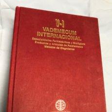 Libros de segunda mano: VADEMECUM INTERNACIONAL 1991. Lote 262797325