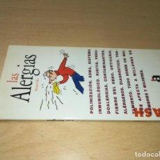 Libros de segunda mano: LAS ALERGIAS / RENATE VOLK / ACENTO EDITORIAL / R8. Lote 262806615