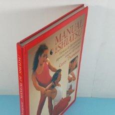 Libros de segunda mano: MANUAL DE SHIATSU, TECNICAS DE DIGITOPUNTURA JAPONESA, GERRY THOMPSON, MARTINEZ ROCA 1996 144 PAG. Lote 262853910