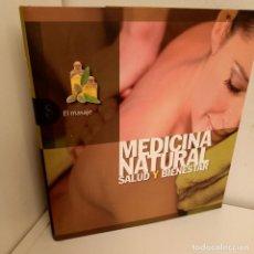 Libros de segunda mano: EL MASAJE, MEDICINA NATURAL, SALUD Y BIENESTAR, MEDICINA / MEDICINE, SIGNO EDITORES, 2011. Lote 263665050