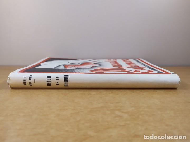 Libros de segunda mano: MANUAL DE LA ENFERMERA / CARMELO VALLS MARIN / 1ªed.1940. LIBRERIA GENERAL. ZARAGOZA - Foto 9 - 269247168