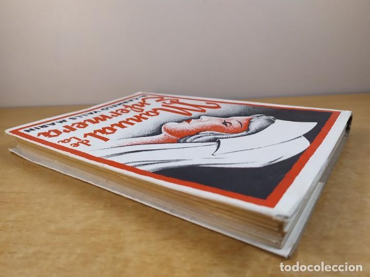 Libros de segunda mano: MANUAL DE LA ENFERMERA / CARMELO VALLS MARIN / 1ªed.1940. LIBRERIA GENERAL. ZARAGOZA - Foto 12 - 269247168