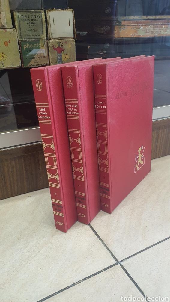 LOTE DE 3 LIBROS (TOMOS SUELTOS DE COLECCION) (Libros de Segunda Mano - Ciencias, Manuales y Oficios - Medicina, Farmacia y Salud)