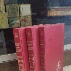 Libros de segunda mano: LOTE DE 3 LIBROS (TOMOS SUELTOS DE COLECCION). Lote 271814518