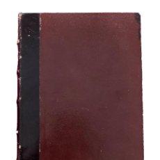 Libros de segunda mano: LIBRO DE HISTOLOGÍA DE RAMON Y CAJAL, EDICIÓN DEL AÑO 1950, IMPECABLE.. Lote 272330363