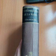 Libros de segunda mano: ENFERMEDADES DE LA MAMA - CHARLES F. GESCHICKTER - 1947. Lote 277648928