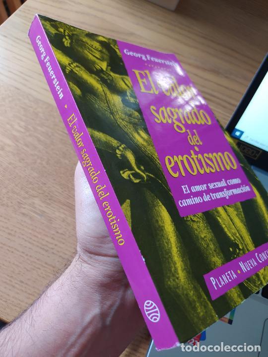 Libros de segunda mano: El valor sagrado del erotismo, Georg Feuerstein, amor sexual como camino de transformacion, Planeta - Foto 3 - 278936478