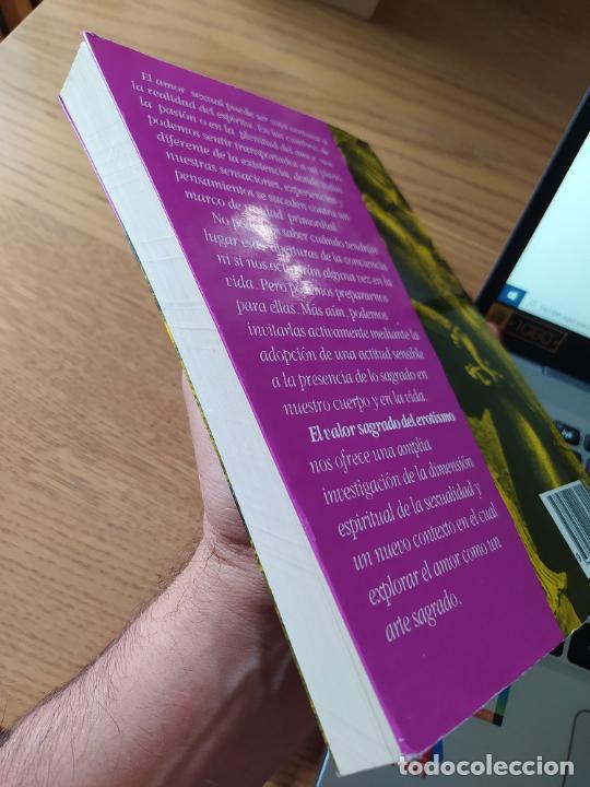 Libros de segunda mano: El valor sagrado del erotismo, Georg Feuerstein, amor sexual como camino de transformacion, Planeta - Foto 4 - 278936478